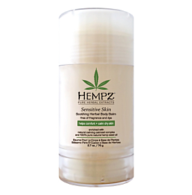 HEMPZ® SENSITIVE SKIN SOOTHING HERBAL BODY BALM