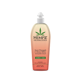 Hempz® Sweet Pineapple & Honey Melon Hydrating Bath & Body Oil