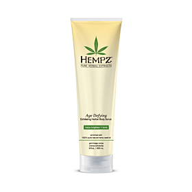 HEMPZ® AGE DEFYING EXFOLIATING HERBAL BODY SCRUB