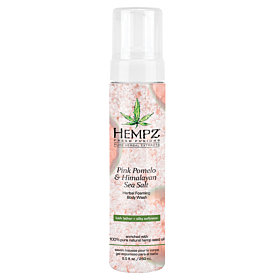 Hempz® Pink Pomelo & Himalayan Sea Salt Herbal Foaming Body Wash