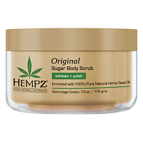 HEMPZ® ORIGINAL SUGAR BODY SCRUB