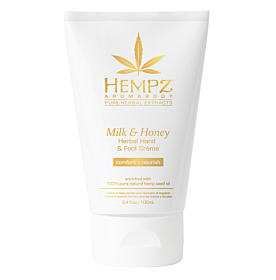 Hempz® Milk & Honey Herbal Hand & Foot Crème