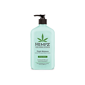 Hempz® Triple Moisture Herbal Whipped Body Creme