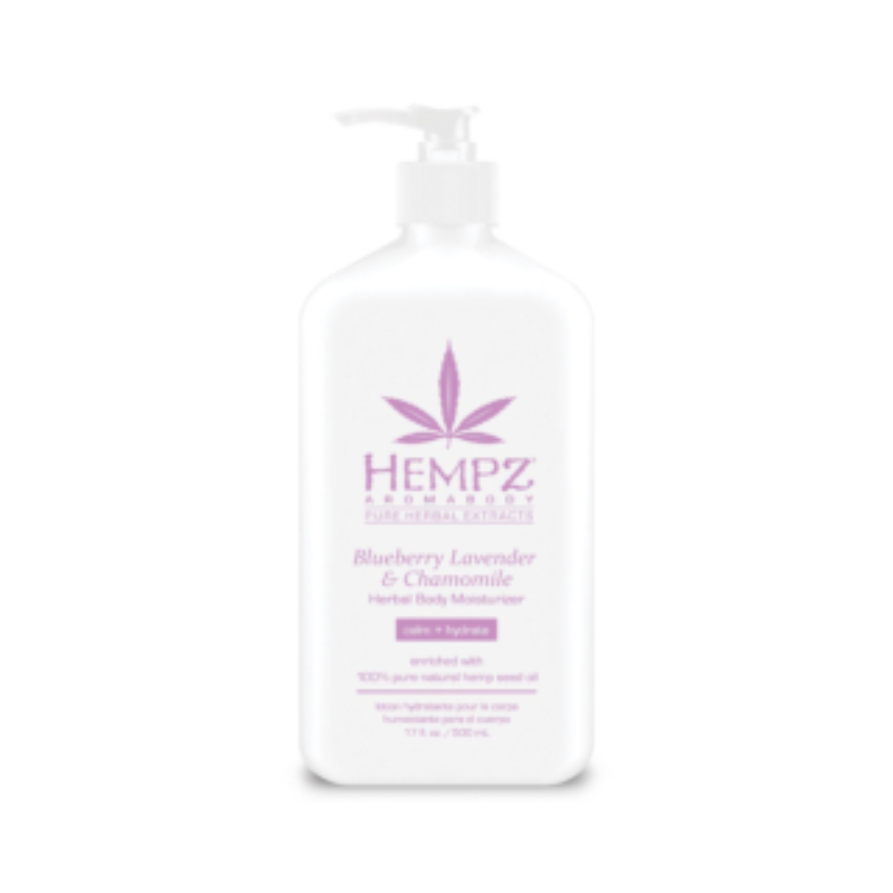 Hempz® Aromabody Blueberry Lavender & Chamomile Herbal Body Moisturiser