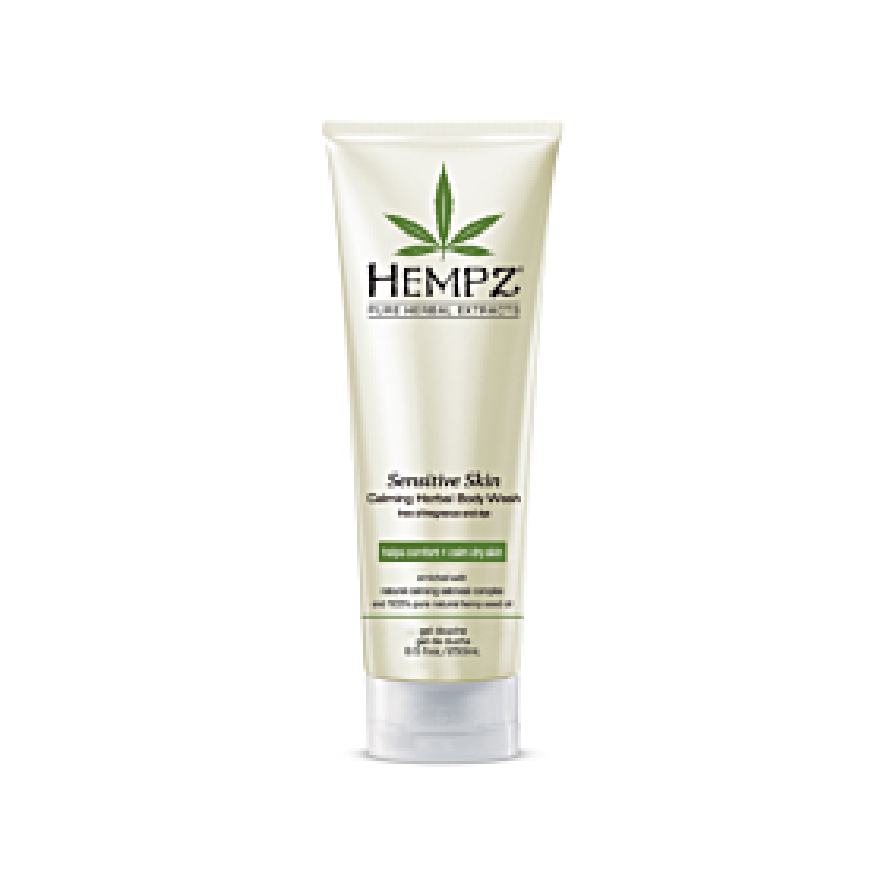 HEMPZ® SENSITIVE SKIN CALMING HERBAL BODY WASH